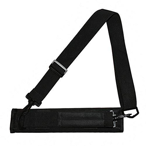 Anyutai Golftasche Mini Carrybag Tragbare Tragetasche Leicht für Männer Frauen Kinder Golf Club Umhängetasche Travelite Golf Practice Schwarz