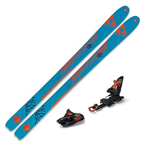 Hannibal 96 Carbon Skis w/ Marker Kingpin 13 Bindings