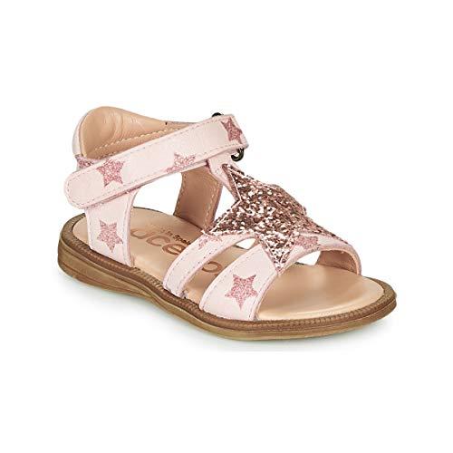 ACEBO'S 3149PE-RAME Sandalen/Open schoenen meisjes Roze Sandalen/Open schoenen