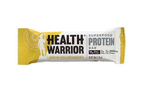 Health Warrior Superfood Protein Bar