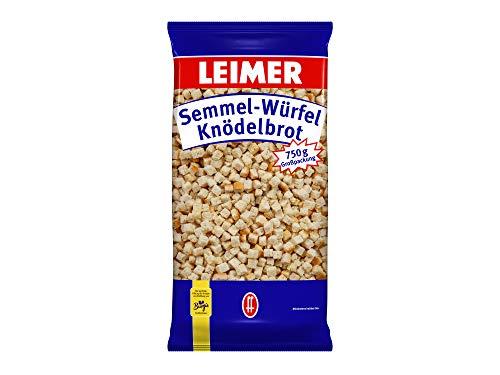 Leimer Semmelwürfel - Knödelbrot, 750 g