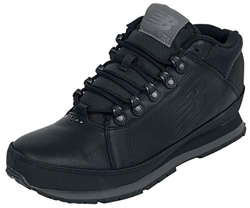 New Balance 754, Zapatillas de Estar por casa Hombre, Negro (Black Llk), 43 EU
