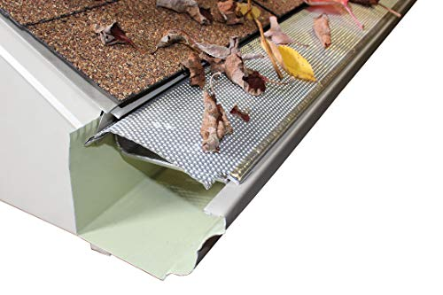 5' Small Hole Speed Screen Gutter Guard/Gutter Protection/Leaf Protection (100foot/box)