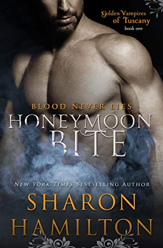 Honeymoon Bite (Golden Vampires of Tuscany Book 1)