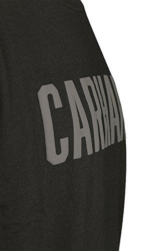 Carhartt Carhartt Herren Maddock Graphic Block Logo Short-Sleeve T-Shirt, Black, S