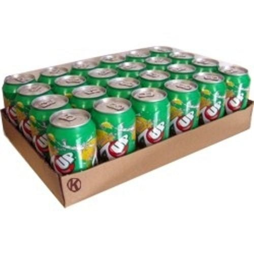 Seven Up Zitrone/Limone 24 x 0,33l Dose (7UP)