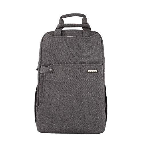 Men's Knapsack PROWELL Knapsack Laptop Knapsack Larger Store Multi - Function Shock Absorbing Outdoor Shoulder Bag 15.6in Polyester Knapsack for Men Women Journey Outdoor Sport (Size : M)