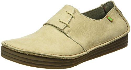 El Naturalista Nf80 Pleasant Rice Field, Zapatos de Cordones Derby para Mujer