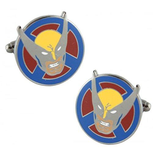 MasGemelos - Gemelos Lobezno X-Men Cufflinks