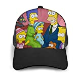 The Simpsons Baseball Cap Hip Hop Hut für Männer