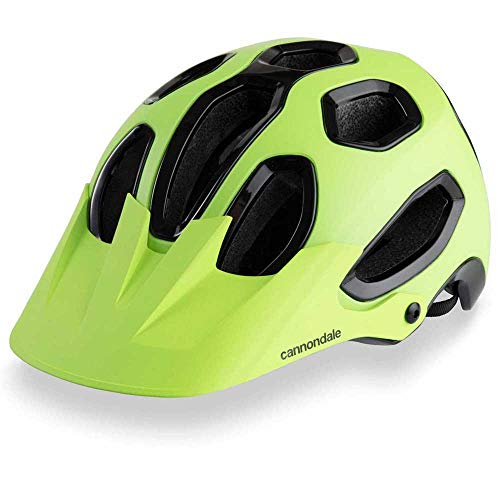 Cannondale Intent MIPS MTB Fahrrad Helm gelb/schwarz 2021: Größe: L/XL (58-62cm)