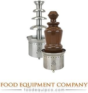 Buffet Enhancements 1BMFCF35K22 3 Tier Chocolate Fountain, 35