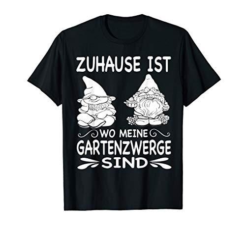 Garten Deko - Gartenzwerge T-Shirt