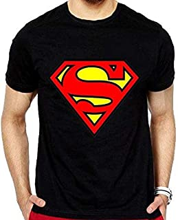 Superman Round Neck T-Shirt For Unisex