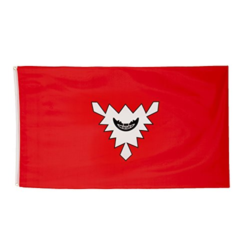 Brubaker Flagge Fahne Kiel große Hissflagge 90x150 cm