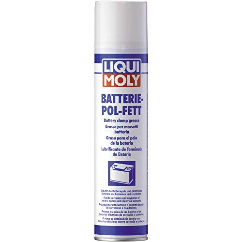 Liqui Moly 3141 - Grasa para el polo de la batería, spray, 300 ml