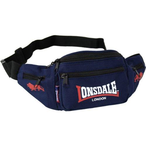 Lonsdale London Bumbag Hip Bag Gürteltasche navy blue - Einheitsgrösse