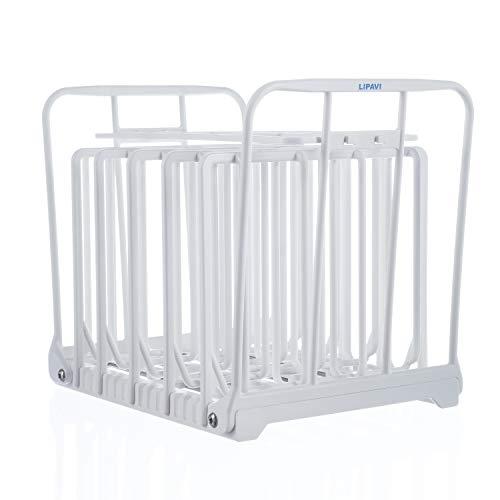 LIPAVI N10X Sous Vide Rack with Anti Float - Adjustable, Col