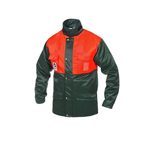 Watex Schnittschutzjacke nach EN 381-5 Gr. L Gr. 54-56