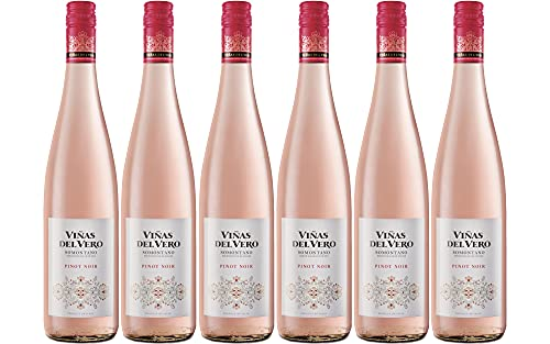 Viñas Del Vero Pinot Noir Rosado - Vino D.O. Somontano - 6...