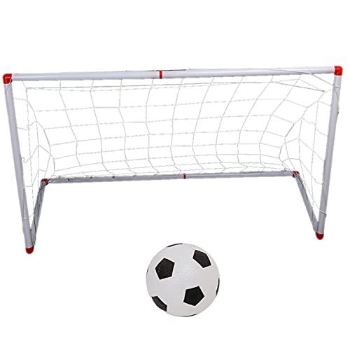 Red para Postes De Portería para Niños, Red para Postes De Fútbol, Ligera, Fácil De Instalar para Acampar para Niños(120cm)