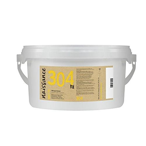 Naissance Manteca de Mango Refinada - Ingrediente Natural - 1Kg