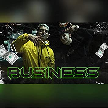 """""""Business"""" (feat. Inu)"""