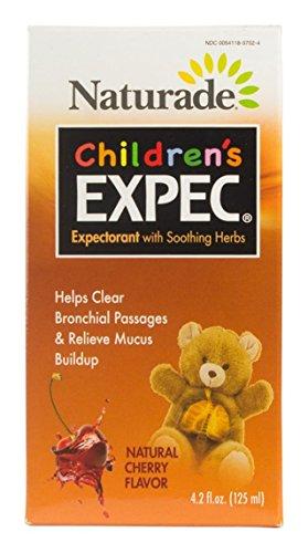 Naturade, Naturade Childrens Expectorant, 4.2 Fl Oz