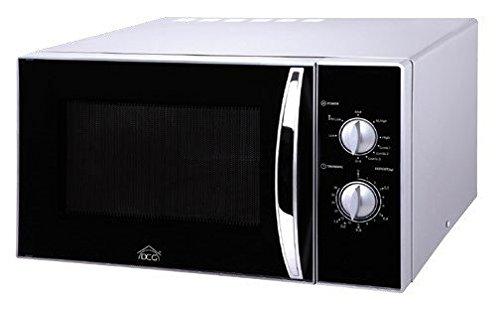 Dcg MWG825N Forno a Microonde Combinato con Grill, Nero