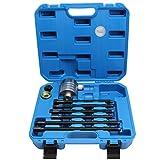 CCLIFE Injecteur hydraulique diesel 17T - Injecteurs injecteurs - Extracteur d'outils d'extraction