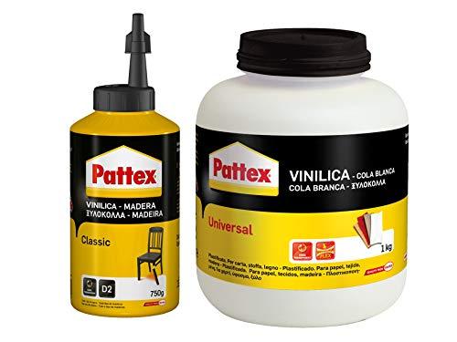 Pattex 1715112 Universal-Vinyl-Kleber, 250 g