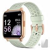 Smartwatch, Reloj Inteligente Impermeable IP68 Hombre Mujer con Pulsómetro,Cronómetros,Calorías,Monitor de Sueño,Podómetro Pulsera Actividad Inteligentes Smart Watch Reloj Deportivo para Android iOS