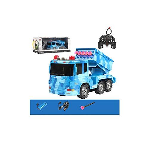ZAKRLYB Todos los regalos de control del vehículo Terreno modelo de coche de Navidad cabritos de los coches coches de juguete coches de competición todo terreno del vehículo eléctrico 4WD RC del truco