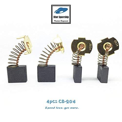 Carbon Brushes compatible with Maki-ta Set of 2 CB204 CB203 CB202 CB200 191953-5 191957-7