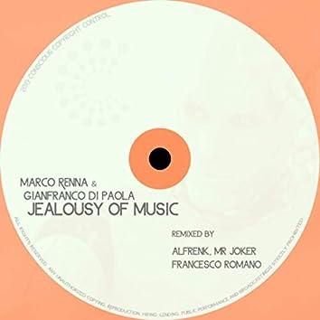 Jealousy of Music