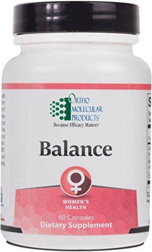 Ortho Molecular - Balance - 60 Capsules