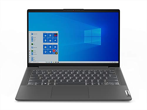 Lenovo Ideapad 5 Notebook, Display 14' Full HD IPS, Processore Intel Core i5-1035G1, 512GB SSD, RAM 16 GB, Windows 10 Home, Graphite Grey
