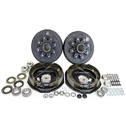 Southwest Wheel 7,000 lbs. Trailer Axle Self Adjusting Electric Brake Kit