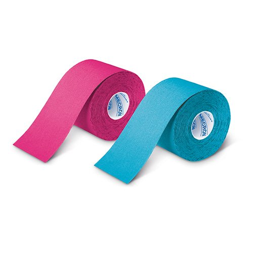 DARCO (Europe) GmbH MECRON Elastic Tape Strong, 5 m x 5 cm, pink