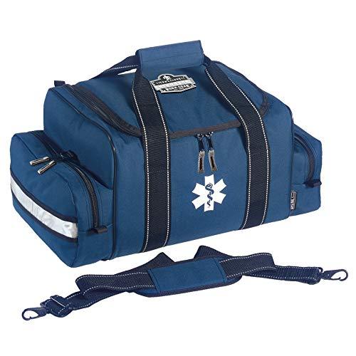 Ergodyne Arsenal 5215 Large Medic First Responder Trauma Duffel Bag with Shoulder Strap, Blue