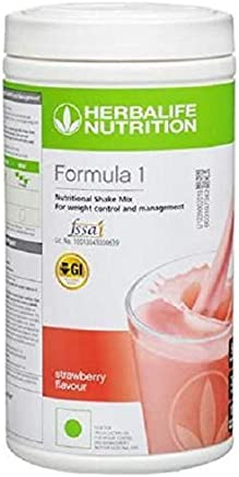 Herbalife Formula 1 Weight Loss Shake - 500G (Strawberry)