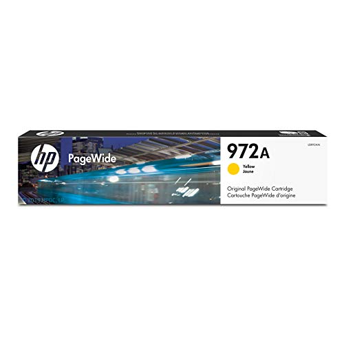 HP 972A Yellow...