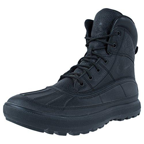 Nike Herren Woodside Ii Sneakers, Schwarz (Black/Black/Black/Black 001), 41 EU
