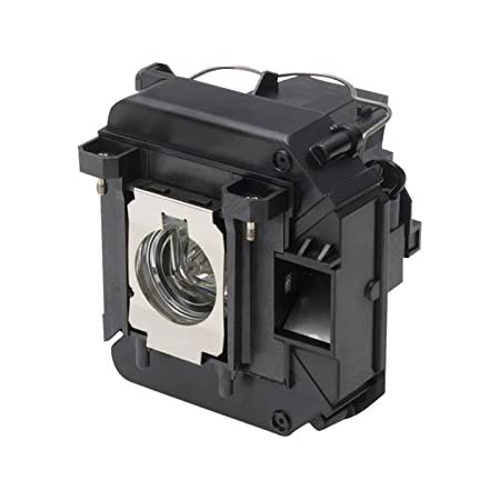 Genuine OEM Replacement Lamp for Epson Powerlite Pro G6750WU G6770WU Projector Power by Osram IET Lamps with 1 Year Warranty
