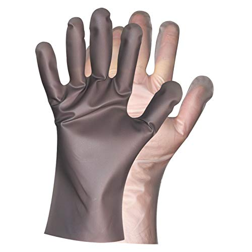 Protospheric Disposable Work Gloves for Men & Women – Lightweight, Safety Cut, Tear, Water Resistant – Home Improvement Gardening Protective Gloves – 10 pair Large