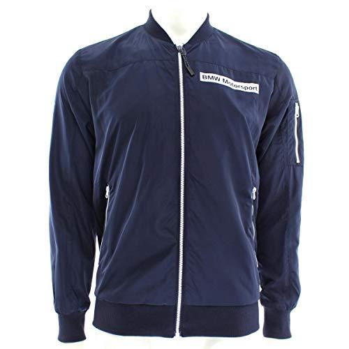 PUMA Herren BMW Motorsport Statement Jacket 572790 01 Übergangsjacke