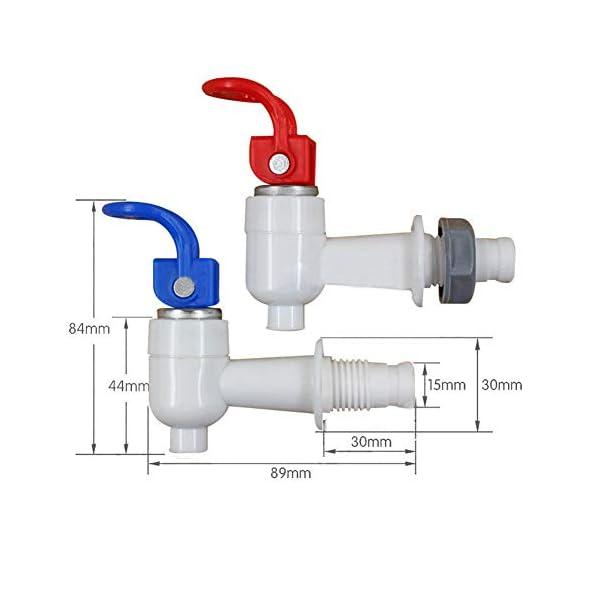 RIsxffp Tipo de Prensa Universal reemplazable dispensador de Agua de plástico