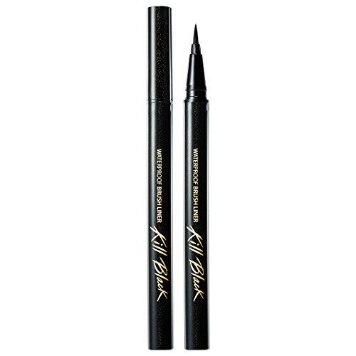 CLIO Waterproof Eye Liner (Brush Liner, Brush_Black)