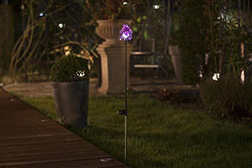 タカショー『ソーラースティックライトミニーマウス/A(TD-LR10)』