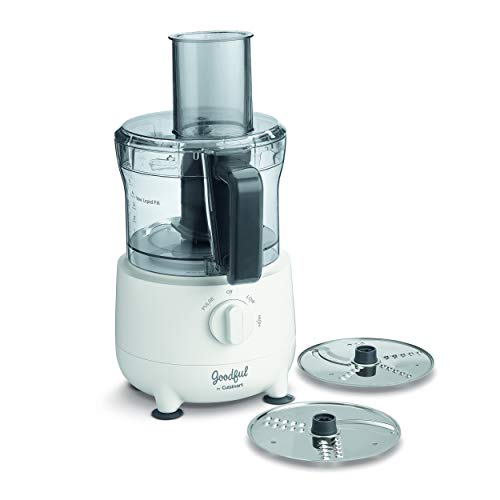 Goodful by Cuisinart FP350GF 8-Cup, Food Processor, White